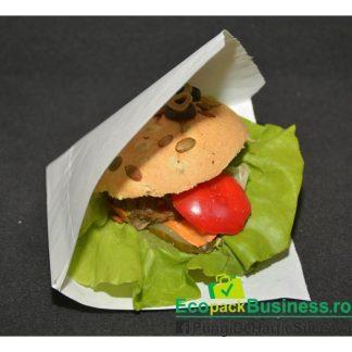 Coltare hartie hamburger (1700bucati/bax)