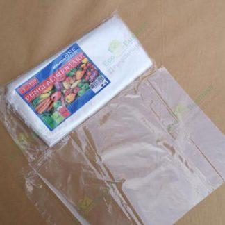 Pungi alimentare congelator 2kg (100bucati/set) (35x25cm)